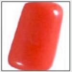 Red Coral (Moonga) Precious Gemstones