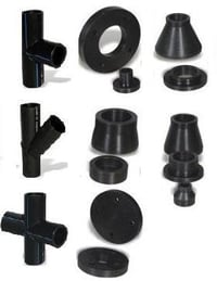 Fabricated Pipe Fittings For Hdpe Pipes
