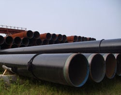 API LSAW Steel Pipes