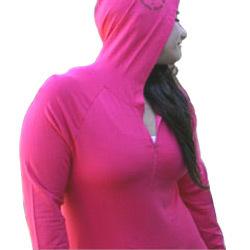 Ladies Hooded Tops