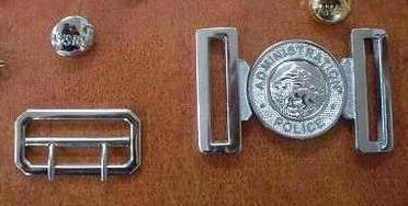 Army Metal Buckles