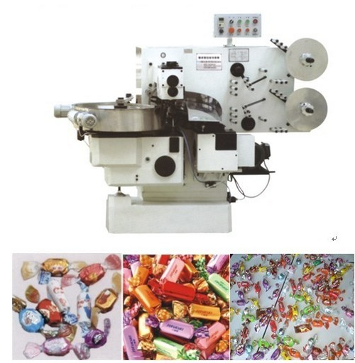 Candy Double Twist Packaging Machine At Best Price In