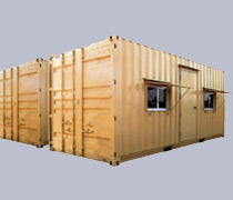 Pre-Fabricated Insulated Medical Shelters