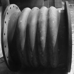 Round Expansion Rubber Bellows