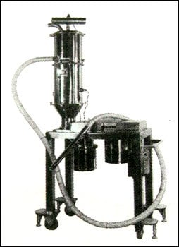 Powder Transfer System With Conical Mill
