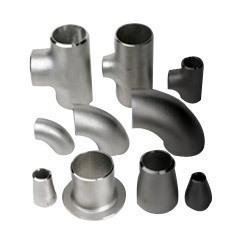 Stainless Steel & Duplex Steel Pipe Fittings - DHANAVIR