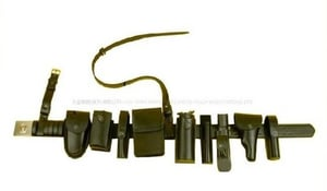 Multi-Functional Belts For Police