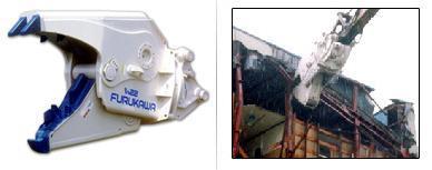 Multi-Purpose Hydraulic Crusher