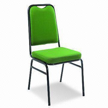 Office Chair In Metal Powder Coating Round Pipe