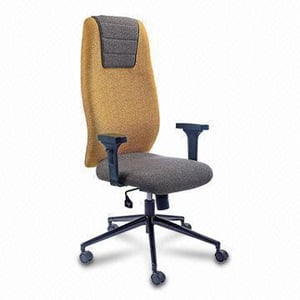 Office Chair With Adjustable Armrest