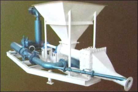 40+30 Hp Cement/Flyash Feeding Pump