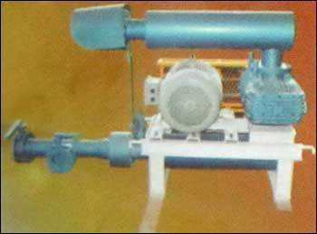 40 Hp Flyash Feeding Pump