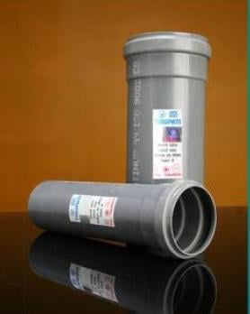 Solid Waste And Rain Water Pipes