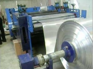 Cut To Length Machine For Pp Caps