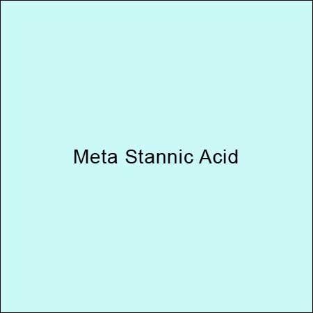 Meta Stannic Acid