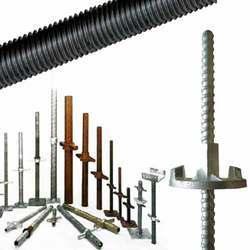 Thread Bar Scaffolding Pipes