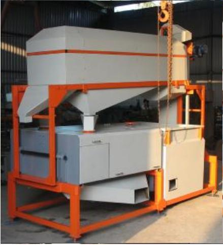 Auto Cashew Shelling Machine