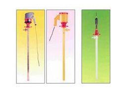 Sleek Type Barrel Pump (Electrical/Pneumatic)