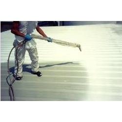 Spray Applied Roofing System Services in  New Area