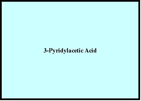 3-Pyridylacetic Acid