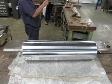 Chrome Plated Rollers