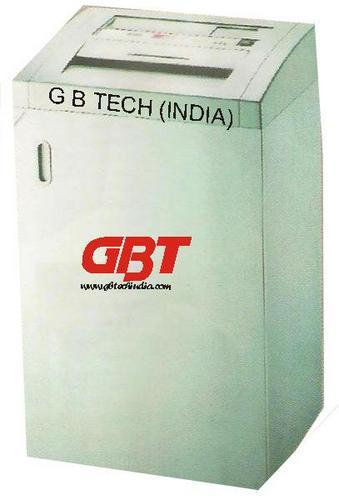 Heavy Duty Paper Shredder Machine In Delhi Delhi Gb