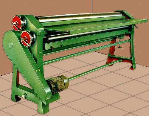 Heavy Duty Sheet Pasting (Glueing) Machine