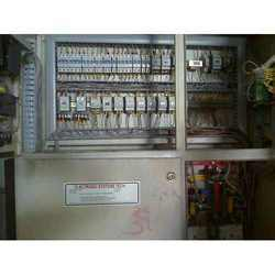 Heat Treatment Process Control Panel