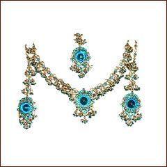Kundan Necklace Set in  Swadeshi Market [Sb]