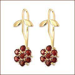 Stone Beaded Earrings in  Swadeshi Market [Sb]