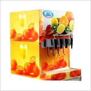 4 Valve Soda Dispenser Machine