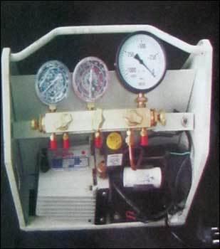 Compact Refrigerant Charging Equipment
