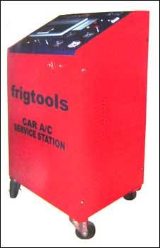 Evacuation Charging Recovery And Recycling Unit (R-12)