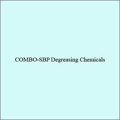 Combo-Sbp Degreasing Chemicals in  Mahadevapura (Whitefield)