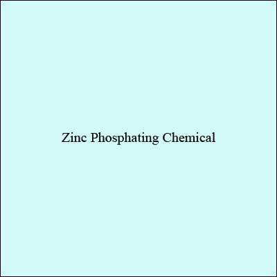 Zinc Phosphating Chemical in  Mahadevapura (Whitefield)