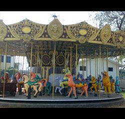 Mini Merry Go Round Amusement Rides