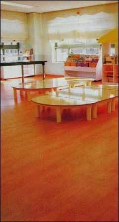 Heavy Duty Functional Floor