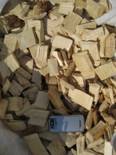 Woodchips For Pulp And Paper