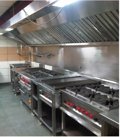Ss Commercial Kitchen Equipments In Howrah West Bengal