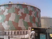 Storage Tanks For Ports