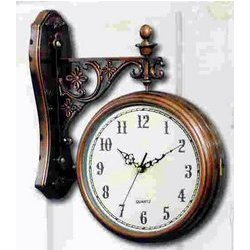 Full Night Glow Wall Clocks With Day Date In Mumbai