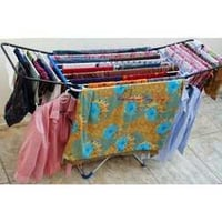 Aluminum Foldable Cloth Drying Stands