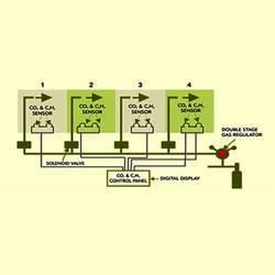 Centralized Ripening System