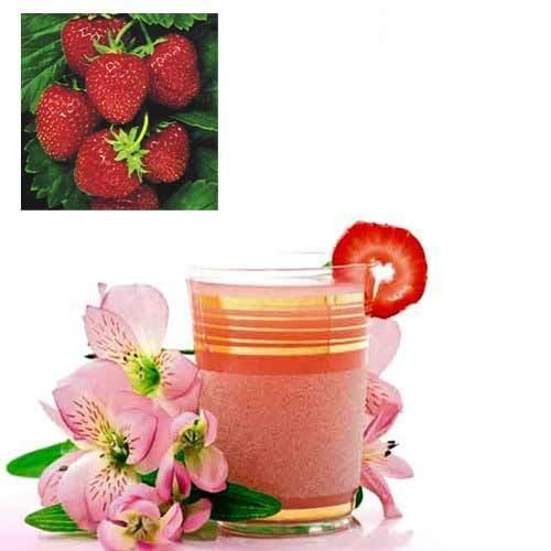 Freeze Dried Strawberry Fruit