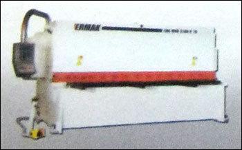 Hydraulic Variable Rake Guillotine Shear Machine