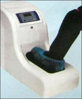 Shoe Cover Machine