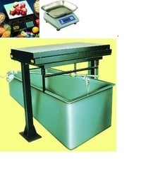 Electronic Weighing Scale Cabinet