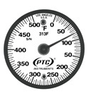 Dual Magnet Mount Surface Thermometers