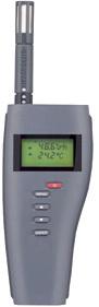Rh%- Dewpoint Meter