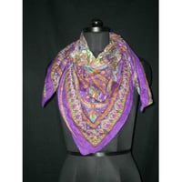 Cotton Square Scarves